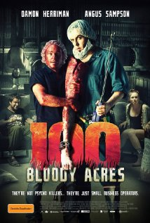 Watch 100 Bloody Acres Online