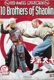 Watch 10 Brothers of Shaolin Online