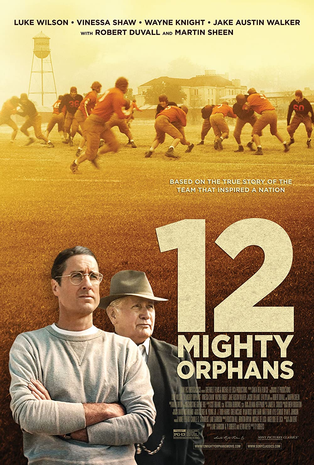 Watch 12 Mighty Orphans Online
