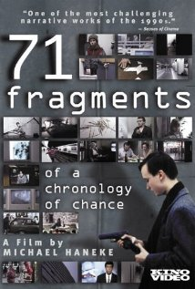 Watch 71 Fragments of a Chronology of Chance Online