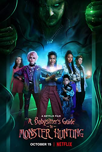 Watch A Babysitter's Guide to Monster Hunting Online