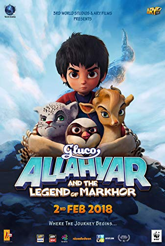 Watch Allahyar and the Legend of Markhor Online