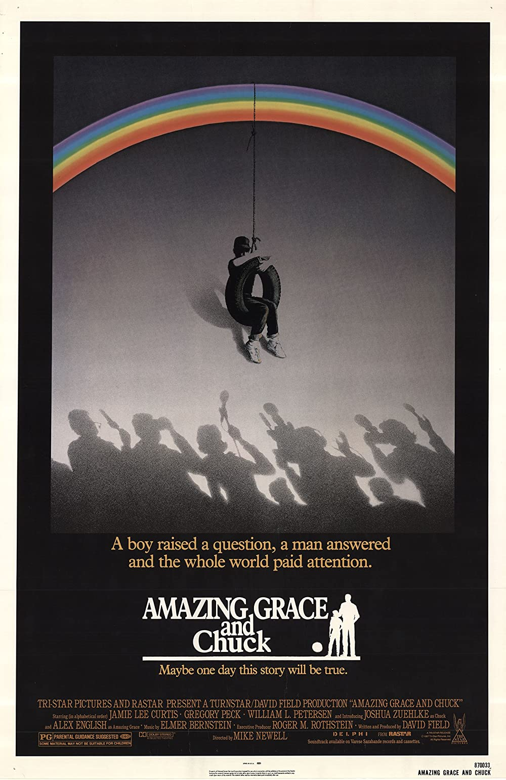 Watch Amazing Grace and Chuck Online