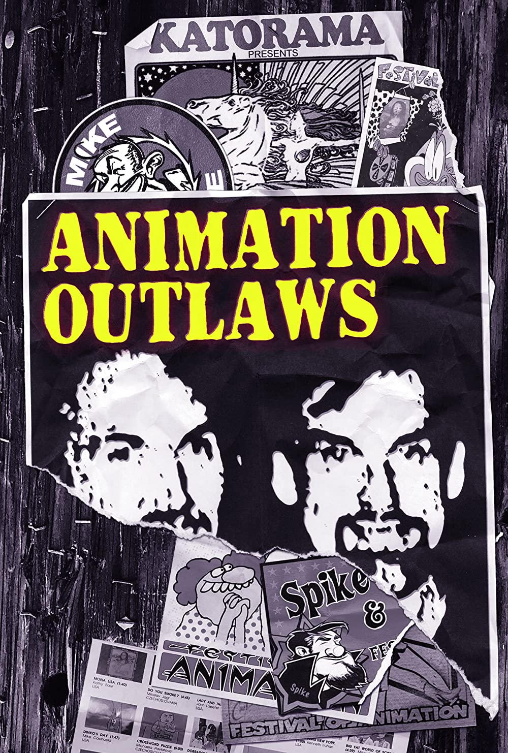 Watch Animation Outlaws Online