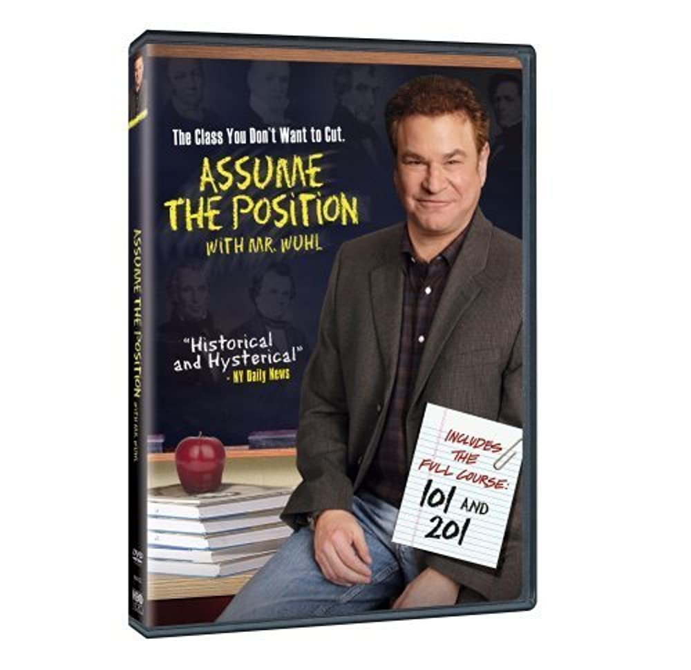 Watch Assume the Position with Mr. Wuhl Online