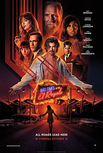 Watch Bad Times at the El Royale Online