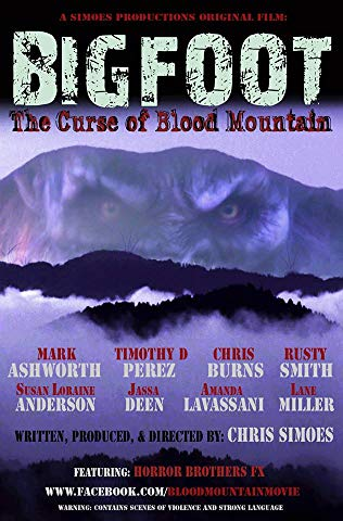 Watch Bigfoot: The Curse of Blood Mountain Online