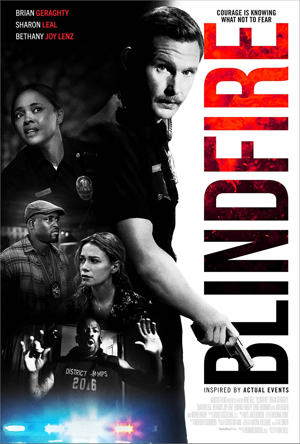 Watch Blindfire Online