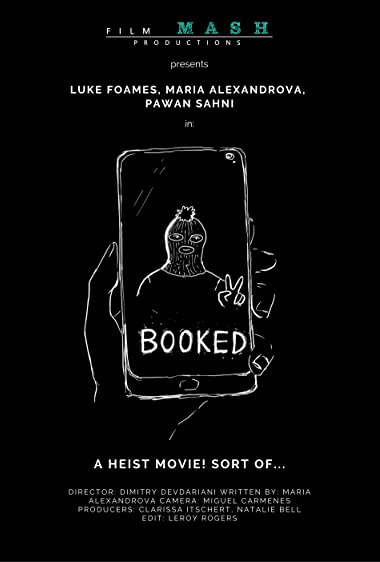 Watch Booked Online