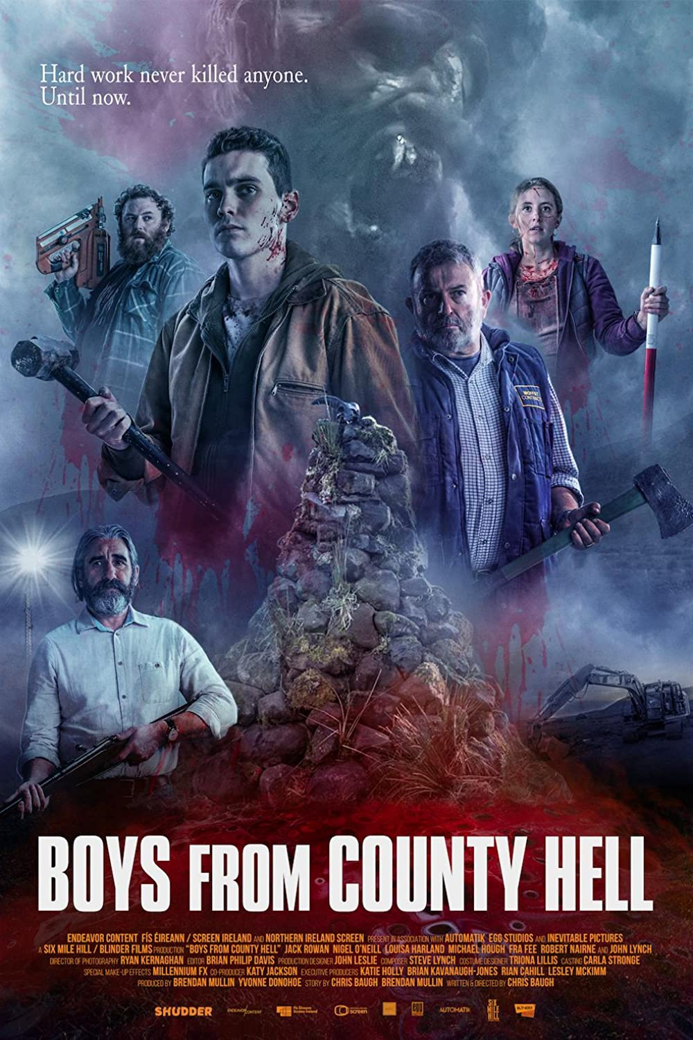 Watch Boys from County Hell Online