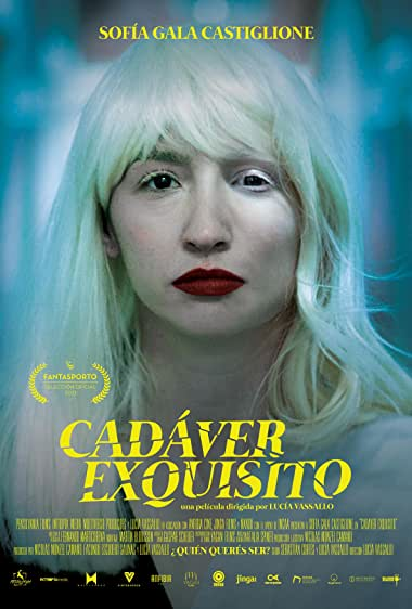 Watch Cadáver Exquisito Online