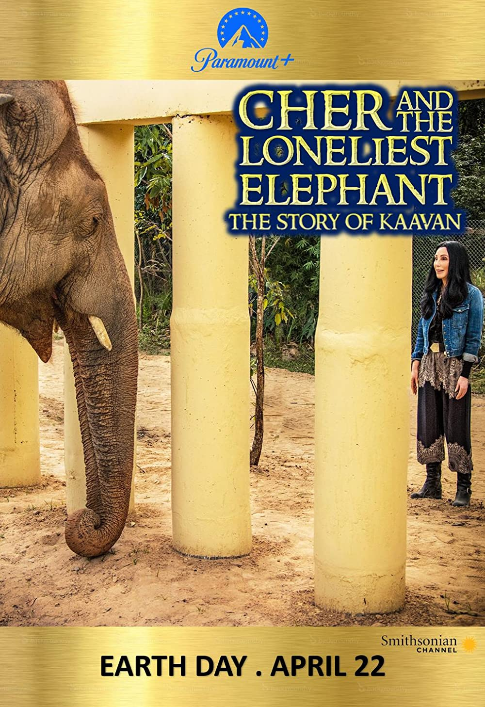 Watch Cher and the Loneliest Elephant Online