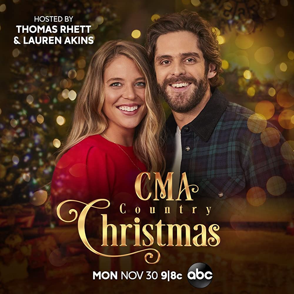 Watch CMA Country Christmas Online