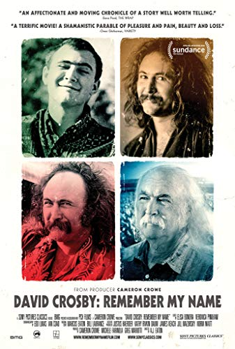 Watch David Crosby: Remember My Name Online
