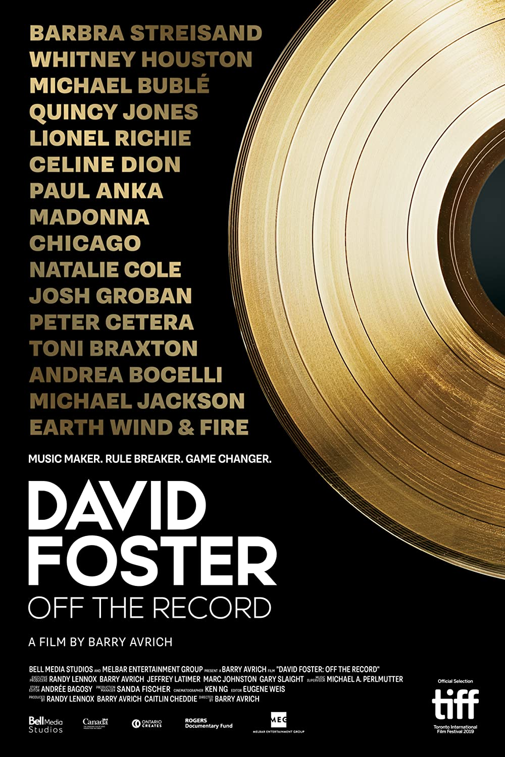 Watch David Foster: Off the Record Online
