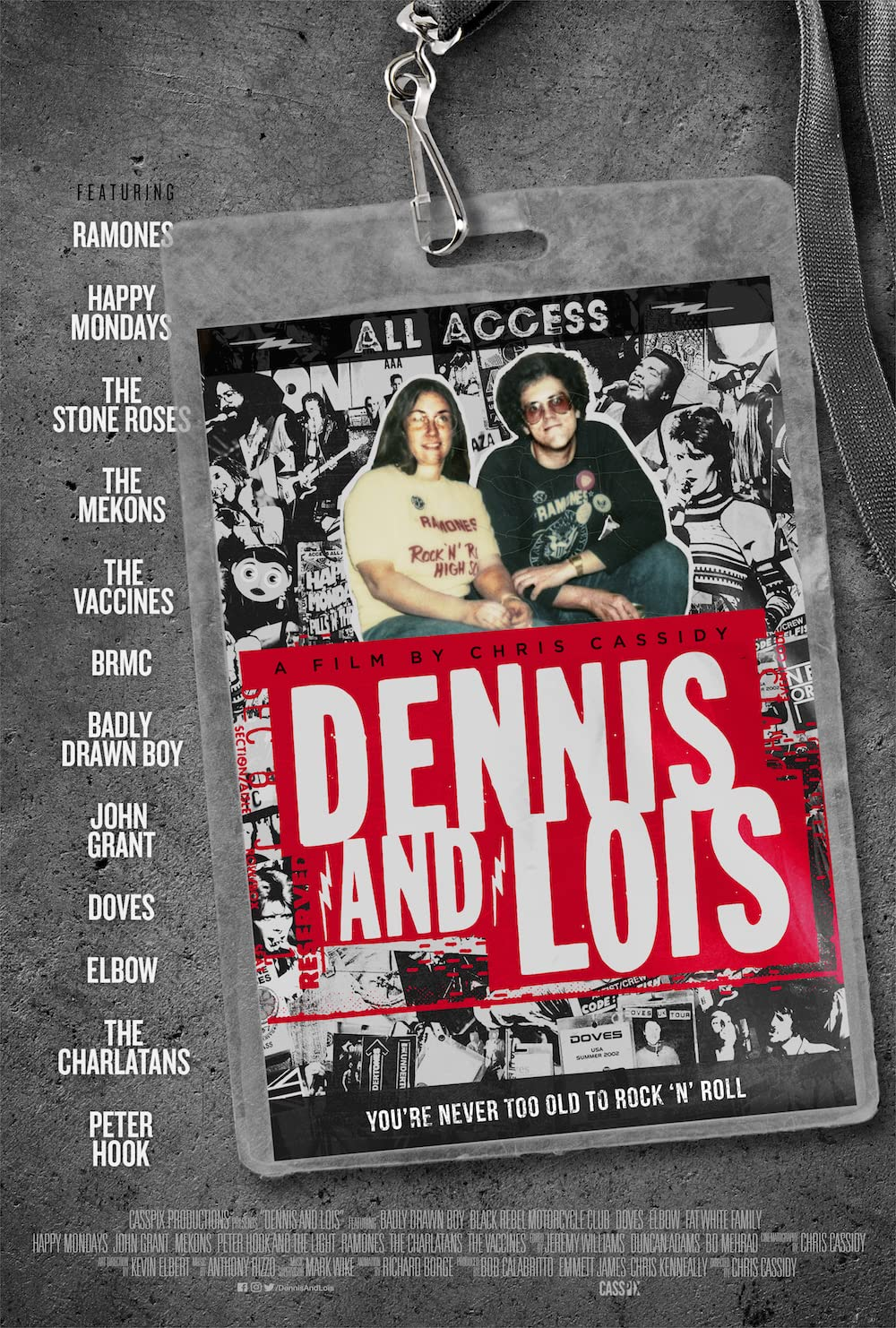 Watch Dennis and Lois Online