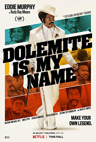 Watch Dolemite Is My Name Online