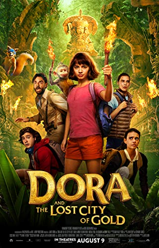 Watch Dora and the Lost City of Gold Online