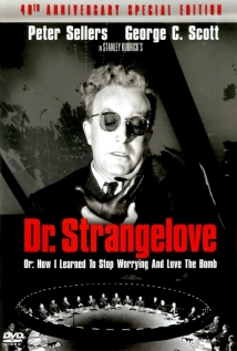 Watch Dr. Strangelove or: How I Learned to Stop Worrying and Love the Bomb Online
