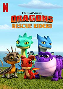 Watch Dragons: Rescue Riders Online
