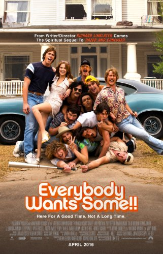 Watch Everybody Wants Some!! Online
