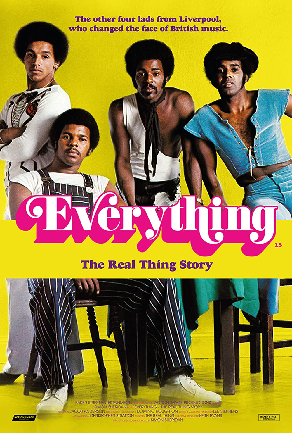 Watch Everything - The Real Thing Story Online