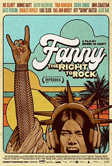 Watch Fanny: The Right to Rock Online