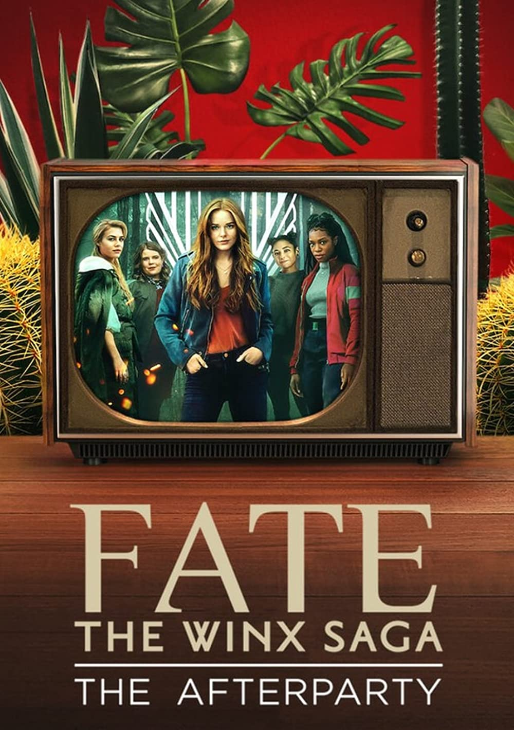 Watch Fate: The Winx Saga - The Afterparty Online