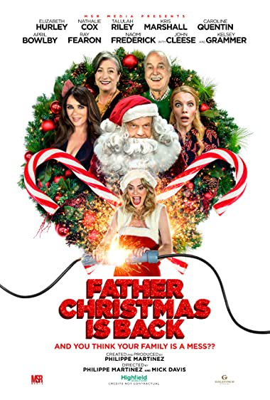 Watch Father Christmas Is Back Online