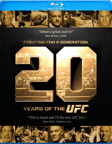 Watch Fighting for a Generation: 20 Years of the UFC Online