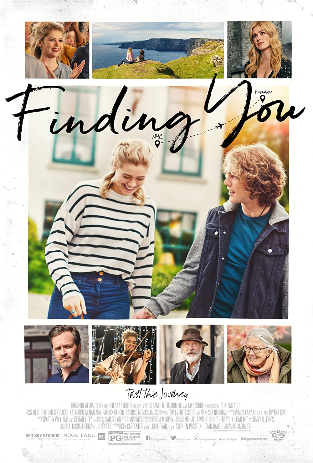 Watch Finding You Online