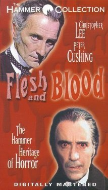 Watch Flesh and Blood: The Hammer Heritage of Horror Online