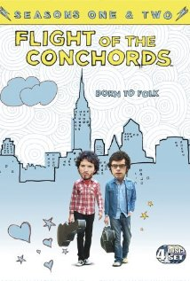 Watch Flight of the Conchords Online
