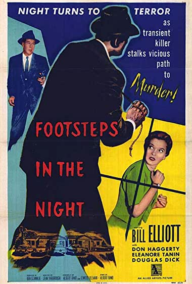 Watch Footsteps in the Night Online