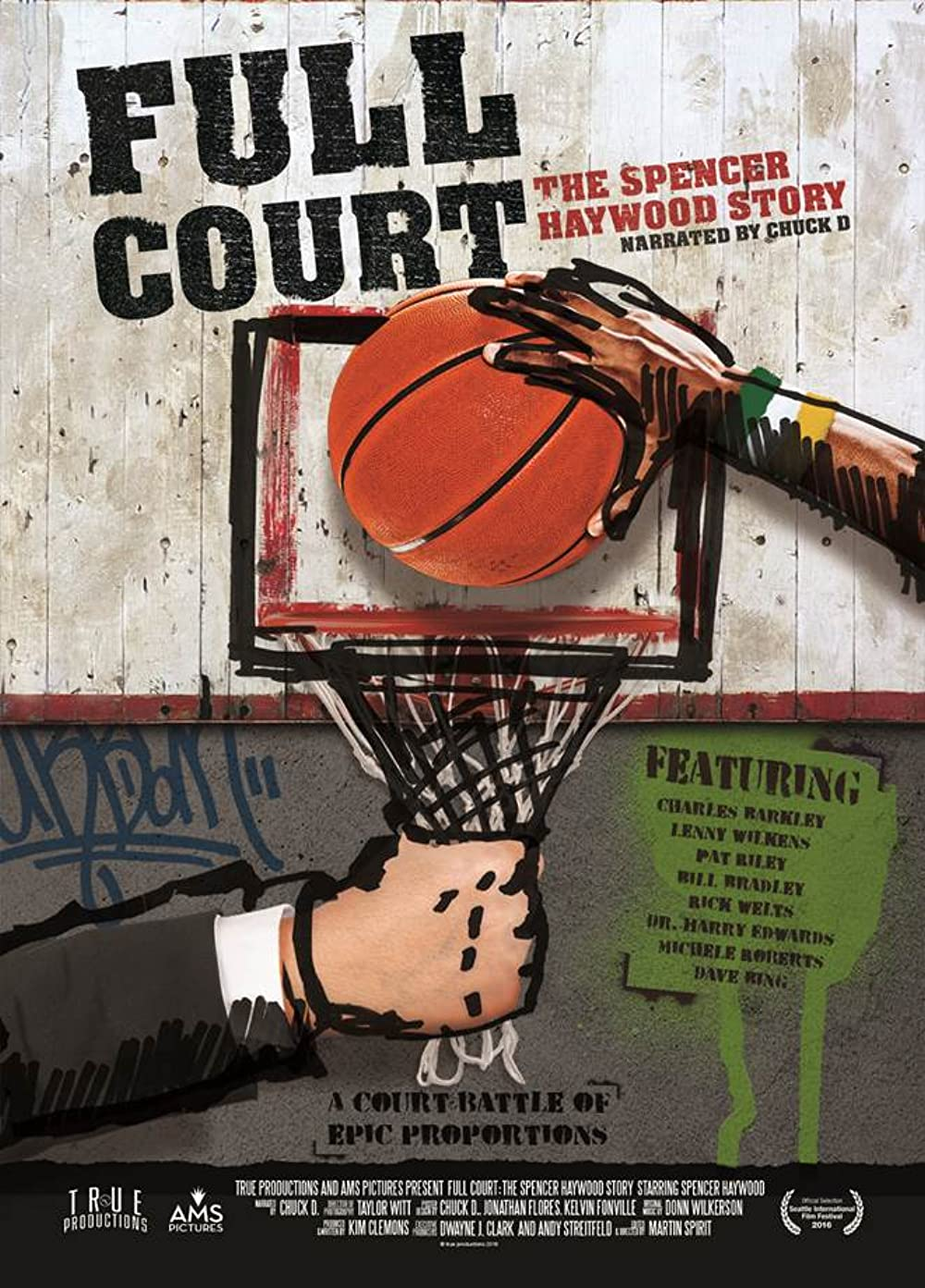 Watch Full Court: The Spencer Haywood Story Online