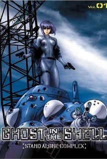 Watch Ghost in the Shell: Stand Alone Complex Online
