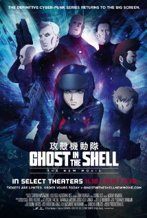 Watch Ghost In The Shell: The New Movie Online
