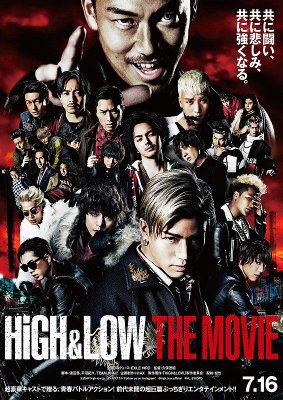 Watch High & Low: The Movie Online