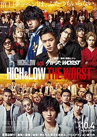 Watch High & Low: The Worst Online