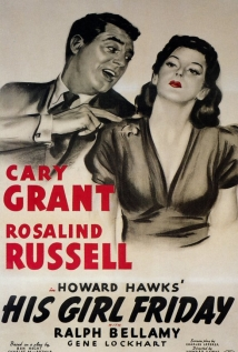 Watch His Girl Friday Online