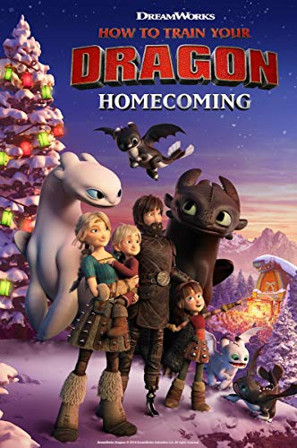 Watch How to Train Your Dragon Homecoming Online