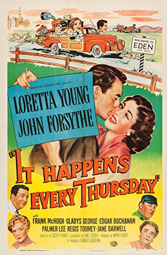 Watch It Happens Every Thursday Online