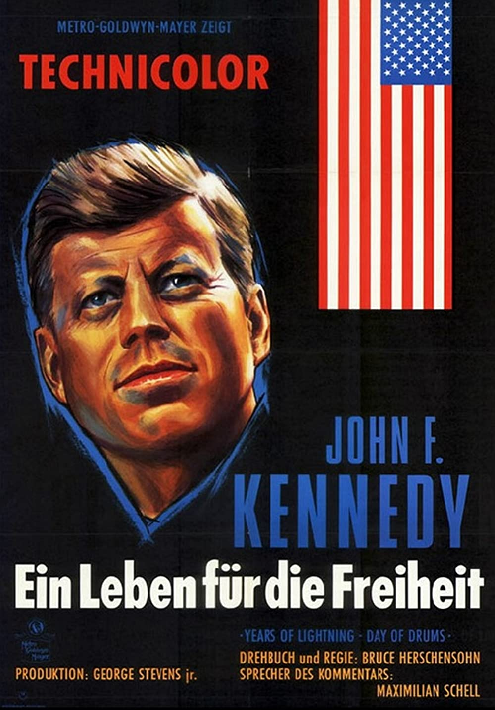 Watch John F. Kennedy: Years of Lightning, Day of Drums Online