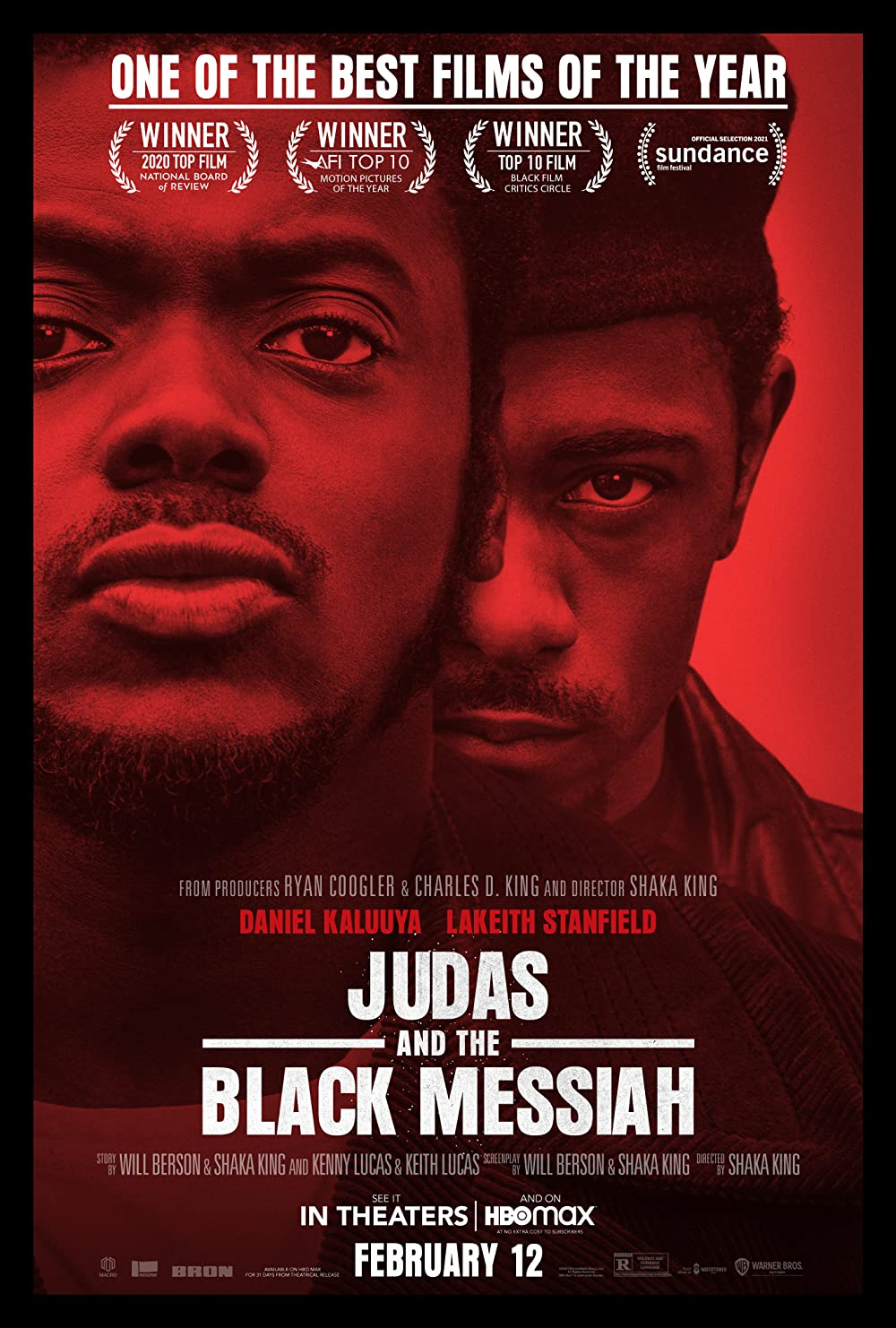 Watch Judas and the Black Messiah Online