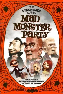 Watch Mad Monster Party? Online