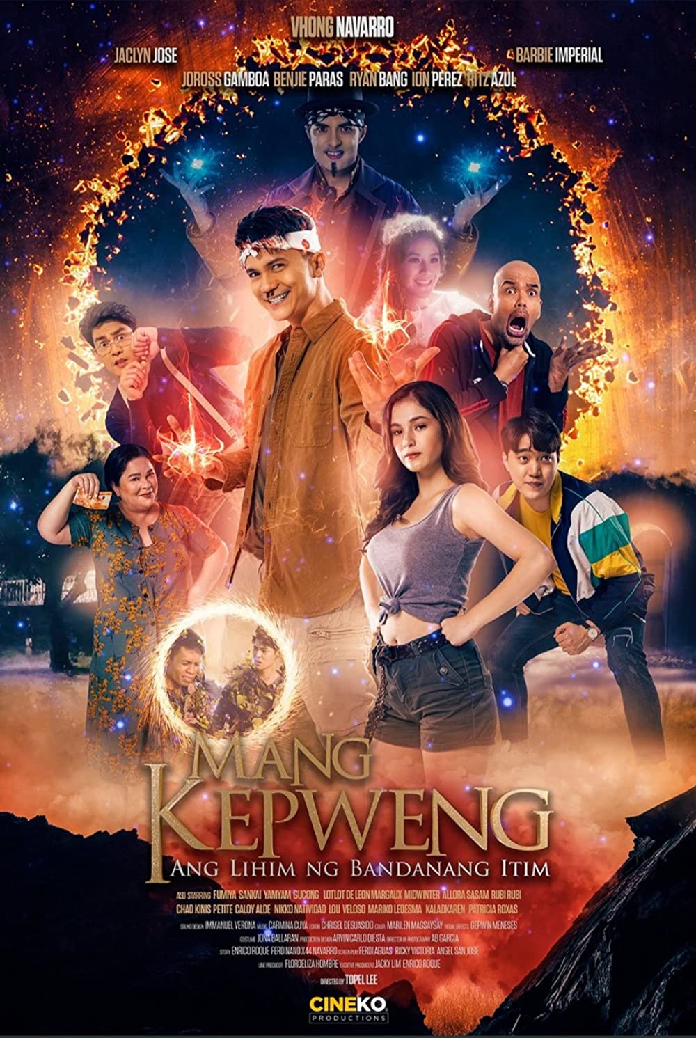 Watch Mang Kepweng: The Mystery of the Dark Kerchief Online