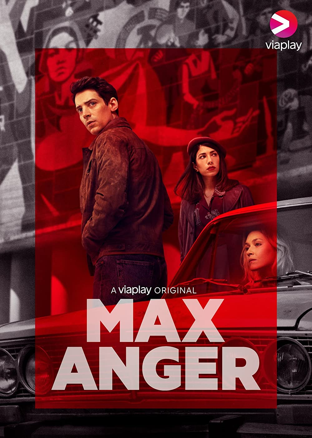 Watch Max Anger - With One Eye Open Online