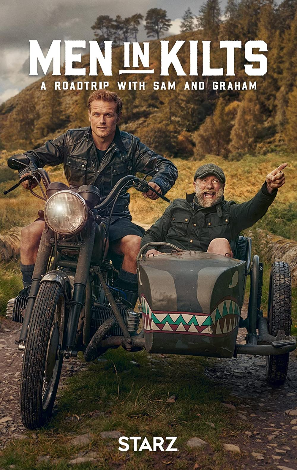 Watch Men in Kilts: A Roadtrip with Sam and Graham Online