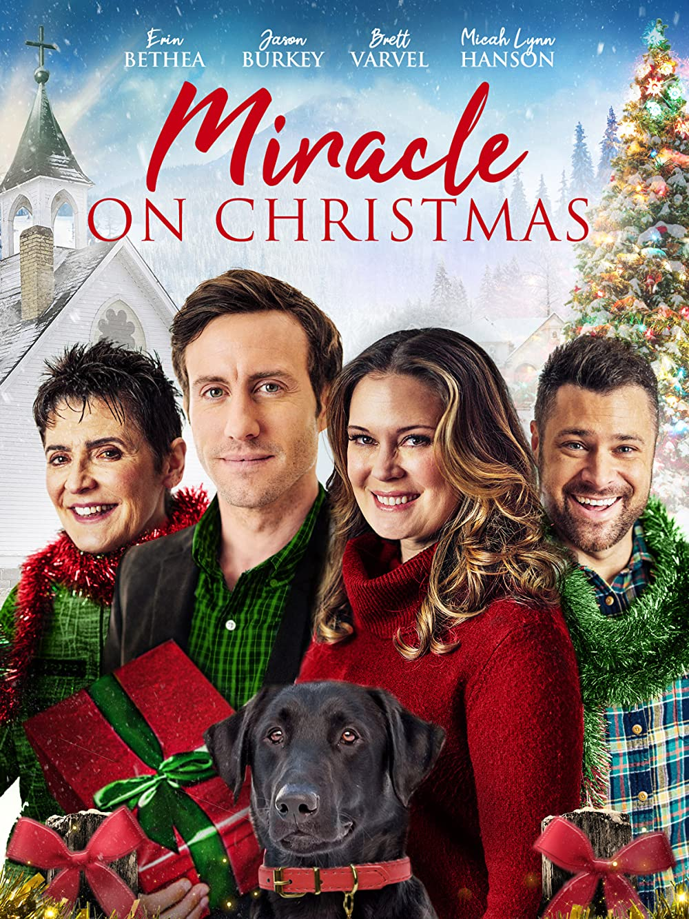 Watch Miracle on Christmas Online