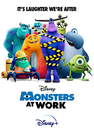 Watch Monsters at Work Online